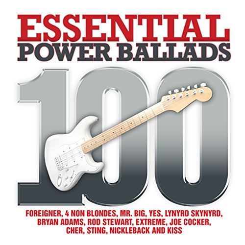 100 Essential Power Ballads