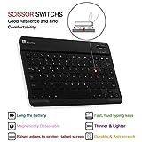 Fintie Bluetooth Tastatur Hülle für Samsung G...Vergleich