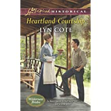 Heartland Courtship (Wilderness Brides Book 3) (English Edition)