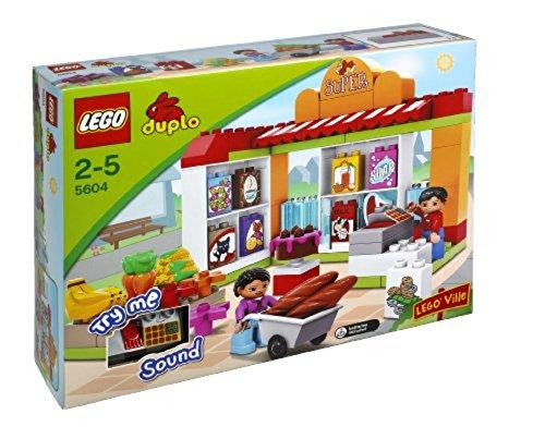 LEGO Duplo 5604 - Supermarkt