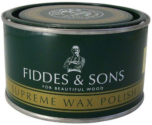 Fiddes Wax Polish Light 400ml Test
