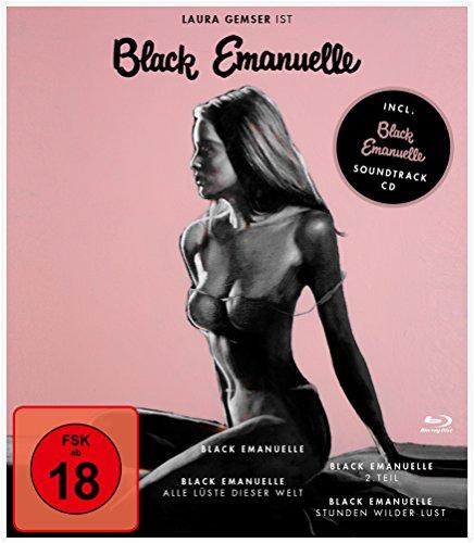 Black Emanuelle - 1-4 Box [Blu-ray]