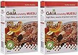#7: Gaia Real Fruit Muesli, 400g ( Pack of 2 )