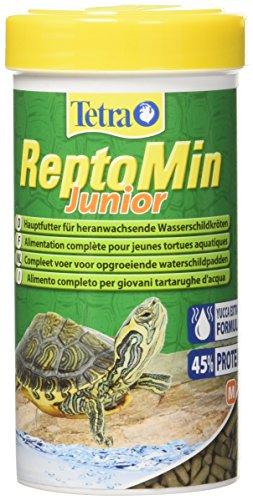 Tetra Reptomin Junior Nourriture pour Aquariophilie - Lot de 3