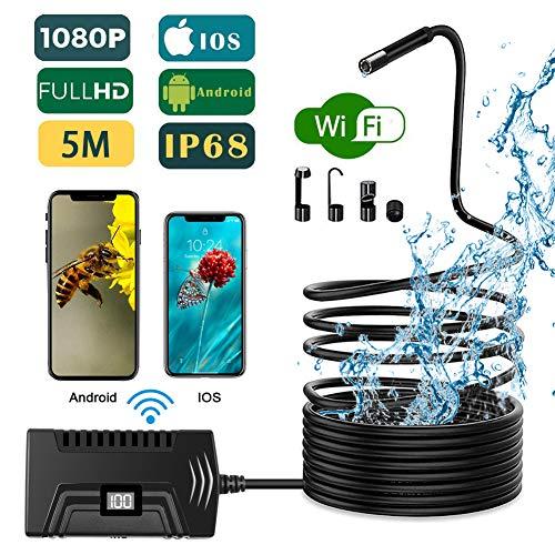 Tokenhigh WiFi Endoscopio