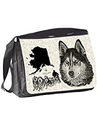 Siberian Sibirien HUSKY Sporttaschen & Rucksäcke GÜRTELTASCHE Bauchtasche Hüfttasche Bag Tasche SBH 12