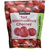 Kirkland Signature Dried Cherries 20oz. Resealable Bag
