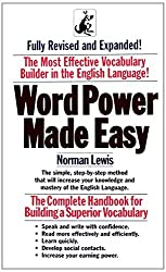 Word Power Made Easy by Norman Lewis (1991-02-15)