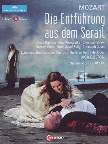Wolfgang Amadeus Mozart - Die Entführung aus dem Serail(+booklet)