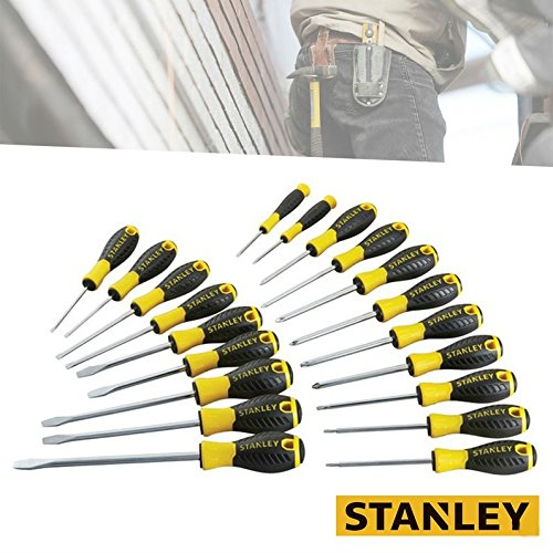 Stanley Screwdriver Set 20 pieces