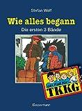 TKKG - Wie alles begann: Dreierband. Die Jagd nach den Millionendieben/Der blinde Hellseher/Das leere Grab im Moor