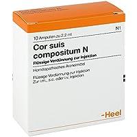 Cor Suis Compositum N Ampullen 10 stk preisvergleich bei billige-tabletten.eu