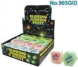 Fun Trading 4152 - Lustige Springknete, glow in the dark