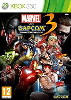 Marvel vs Capcom 3: fate of two worlds [import anglais] (B003M8I1SU) | Amazon Products