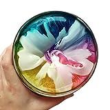Kingko® Magische Superknete - Magic Dough Unicorn,Schlamm Spielzeug DIY Slime Kit Stress Relief Spielzeug Kein Borax un