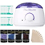 Wax Warmer BM Wax Heater Hair Removal Waxing Kit Upgraded Hot Wax Heater