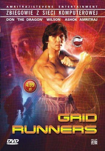 Grid Runners - (Dvd) Don 'The Dragon' Wilson Ashok a --- Region ALL