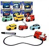 OYTEYE Magic Inductive Car Induktives Auto Spielzeug Toy Set Kinder Elektro-Spielzeugauto Modell mit Batterie Zufallsprinzip Versandt (Modell 4)