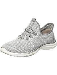 Skechers Zapatillas Para Mujer Gris Gris