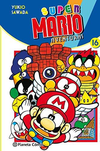 Super Mario nº 16 (Manga Kodomo)