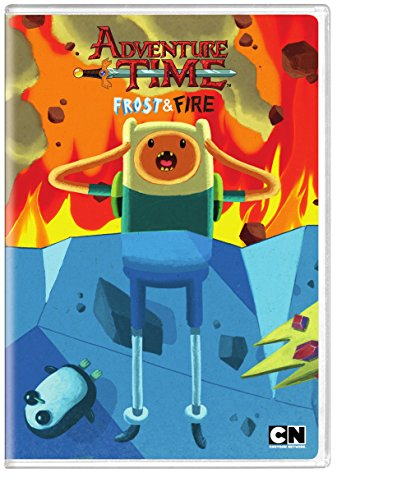 Preisvergleich Produktbild Cartoon Network: Adventure Time - Frost & Fire (V9)