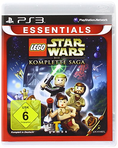Lego Station Star Play Wars (LEGO Star Wars: Die Komplette Saga Essentials)