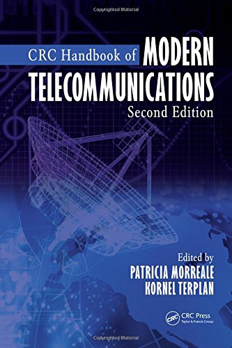 CRC Handbook of Modern Telecommunications, Second Edition