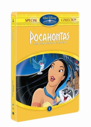 Preisvergleich Produktbild Pocahontas (Best of Special Edition,  Steelbook)