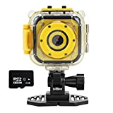 Ourlife Kids Action Cam, action camera for kids - Best Reviews Guide