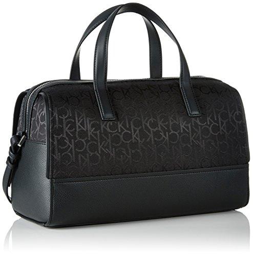 Calvin Klein Duffle Femme Handbag Noir Noir (Black)