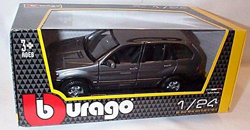 burago-dark-grey-bmw-x5-car-124-scale-diecast-model