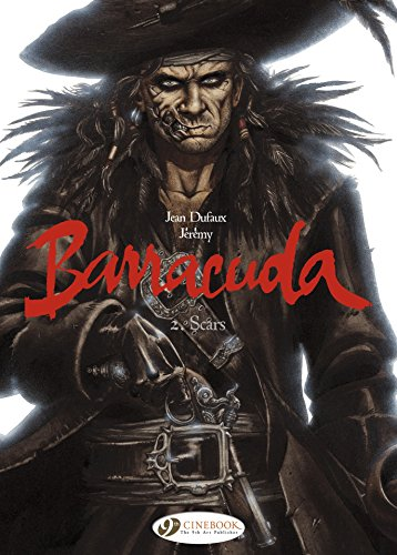 Barracuda - Volume 2 - Scars (English Edition)