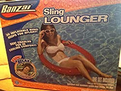 Banzai Sling Lounger Inflatable