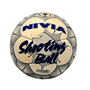 Nivia shooting ball
