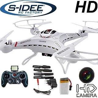 s-idee 01251 Quadrocopter S183C HD KAMERA 4.5 Kanal 2.4 Ghz Drohne mit Gyroscope Technik (B00I2PJMFY)   Amazon price tracker / tracking, Amazon price history charts, Amazon price watches, Amazon price drop alerts