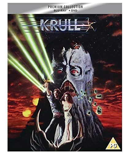 Krull (uk Exclusive) - The Premium Collection (collectible slipcase, artcards and poster)
