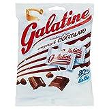 Galatine Tavolette al Latte con Pezzi di Cioccolato - 115 gr