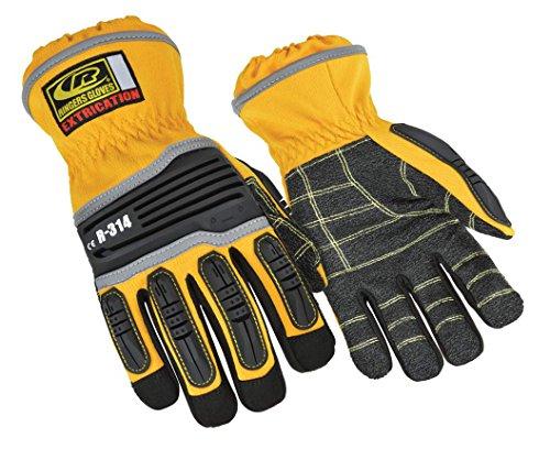 Ringers Handschuhe HILFELEISTUNG kurze Stulpe Handschuh, 314-11 -