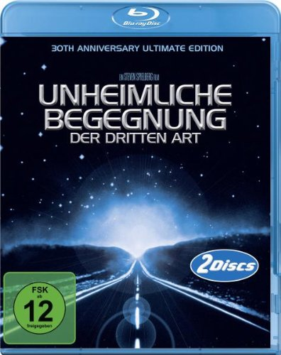 Bild von Die Unheimliche Begegnung der Dritten Art - 30th Anniversary Ultimate Edition (2 BR-Discs) [Blu-ray]