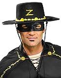 Rubie's Kit Zorro-Kostüm für Erwachsene