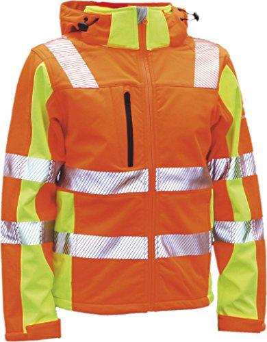 warnschutz-softshelljacke-2-farbig-orange-gelb-mit-reflexstreifen-m