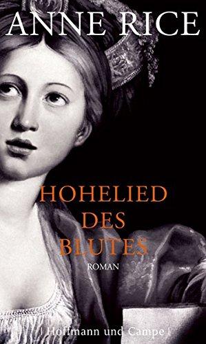 Buchseite und Rezensionen zu 'Hohelied des Blutes' von Anne Rice