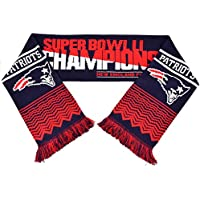 "'NEW ENGLAND Patriots Super Bowl écharpe """