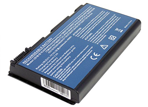 11.1 V 4400 mAh Laptop GRAPE32 GRAPE42 TM00741 TM00751 CONIS71 CONIS41 per Acer Extensa 5210 5220 5230 5420 5430 5610 5620 5630 7220 7620 Gateway NS50 Acer TravelMate 5220 5520 5310 5320 5330 5710