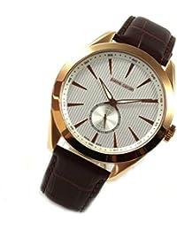 Pierre Cardin Reloj Classic Rosé Segundero pequeño reloj de hombre Swiss Made pc105861s05