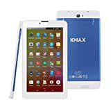 ECVILLA KMAX (7 Zoll ) Tablet Pc - 3G - (MTK Quad Core, 1GB RAM/8GB eMMC, Dual Kamera, Android 5.1, Wi-Fi,Touchscreen, Bluetooth)