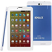 "ECVILLA KMAX 3G - Tablet de 7"" (HD, 1 GB de RAM/8 GB de memoria interna, Android 5.1 Lollipop,WIFI) blanco"