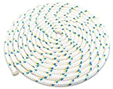 4,5mm cortacésped Recoil Tire Cord String 100% Nylon 2m