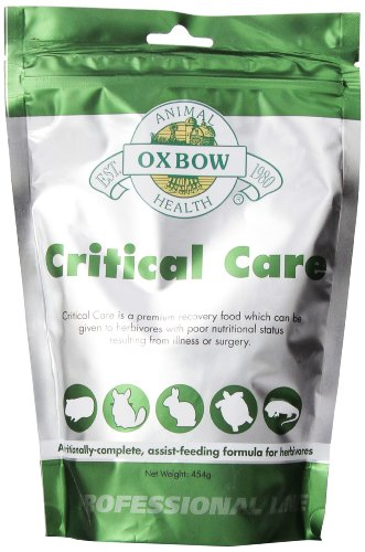 Oxbow Critical Care Pet Suplemento, 1-Pound