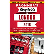 Frommer's EasyGuide to London 2016 (Easy Guides)